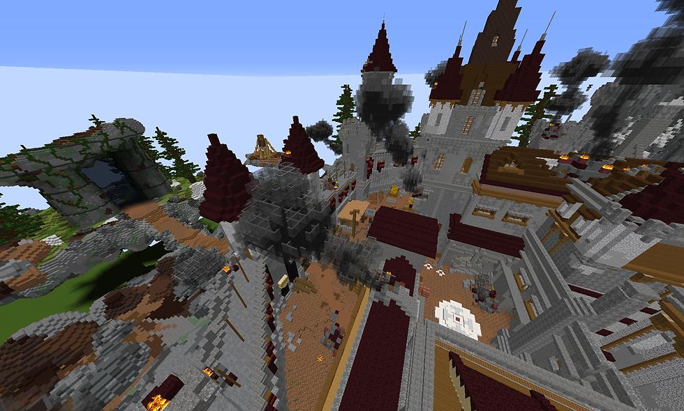 Ancient Castle Hub