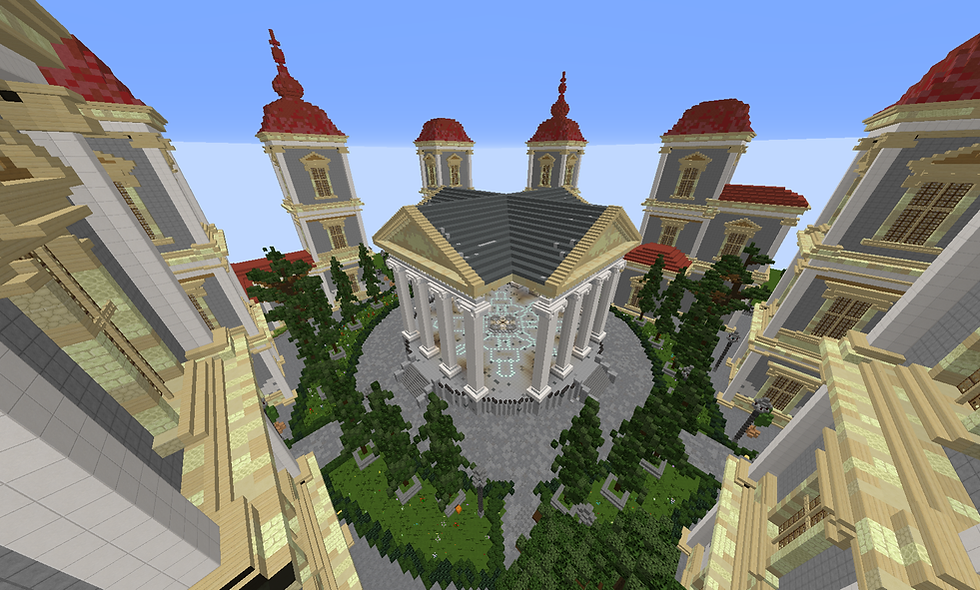 Red Fantasy Tower Spawn 220x220