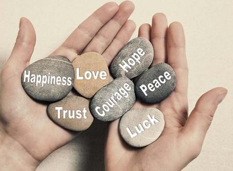 Le pietre della consapevolezza