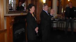 Gail and Ambassador McCormick
