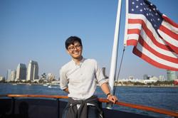 David Yi Hang Cheng visits the U.S.