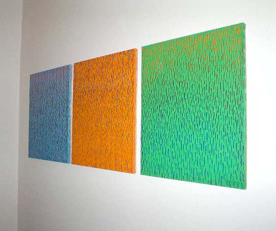 Blue, Orange, Green 1971