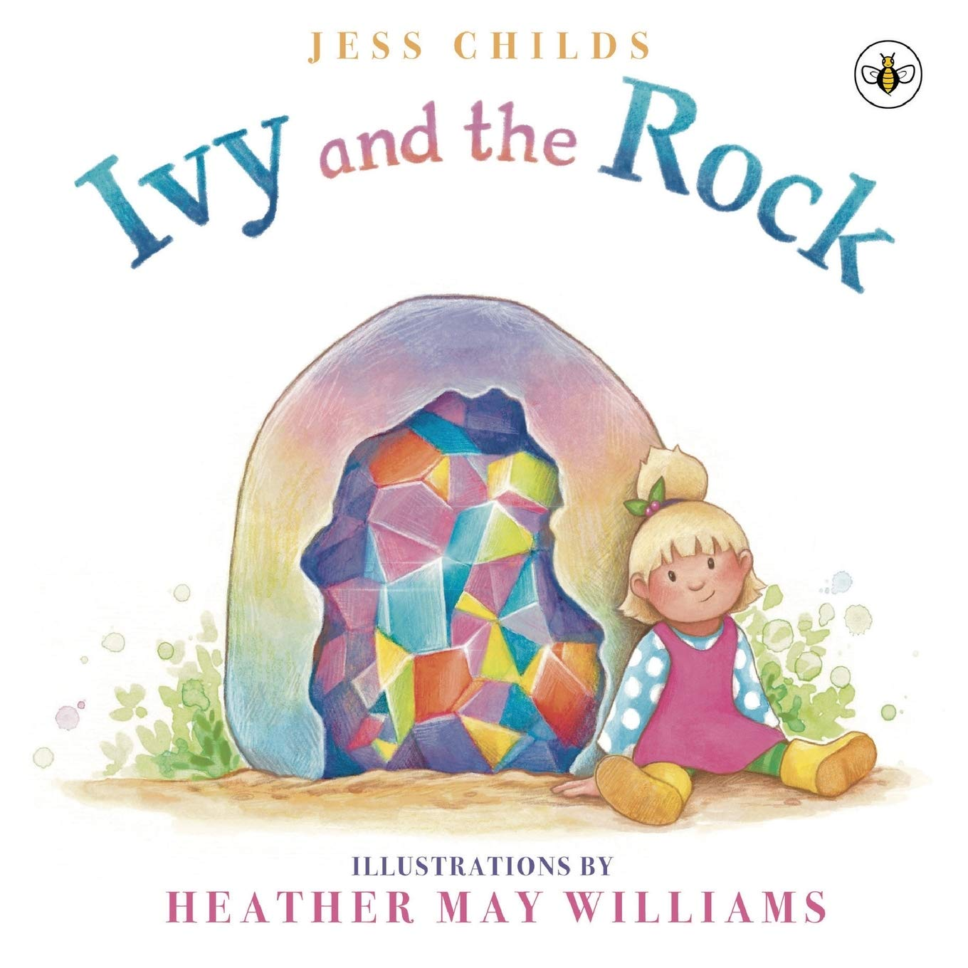 Ivy and the Rock book cover.