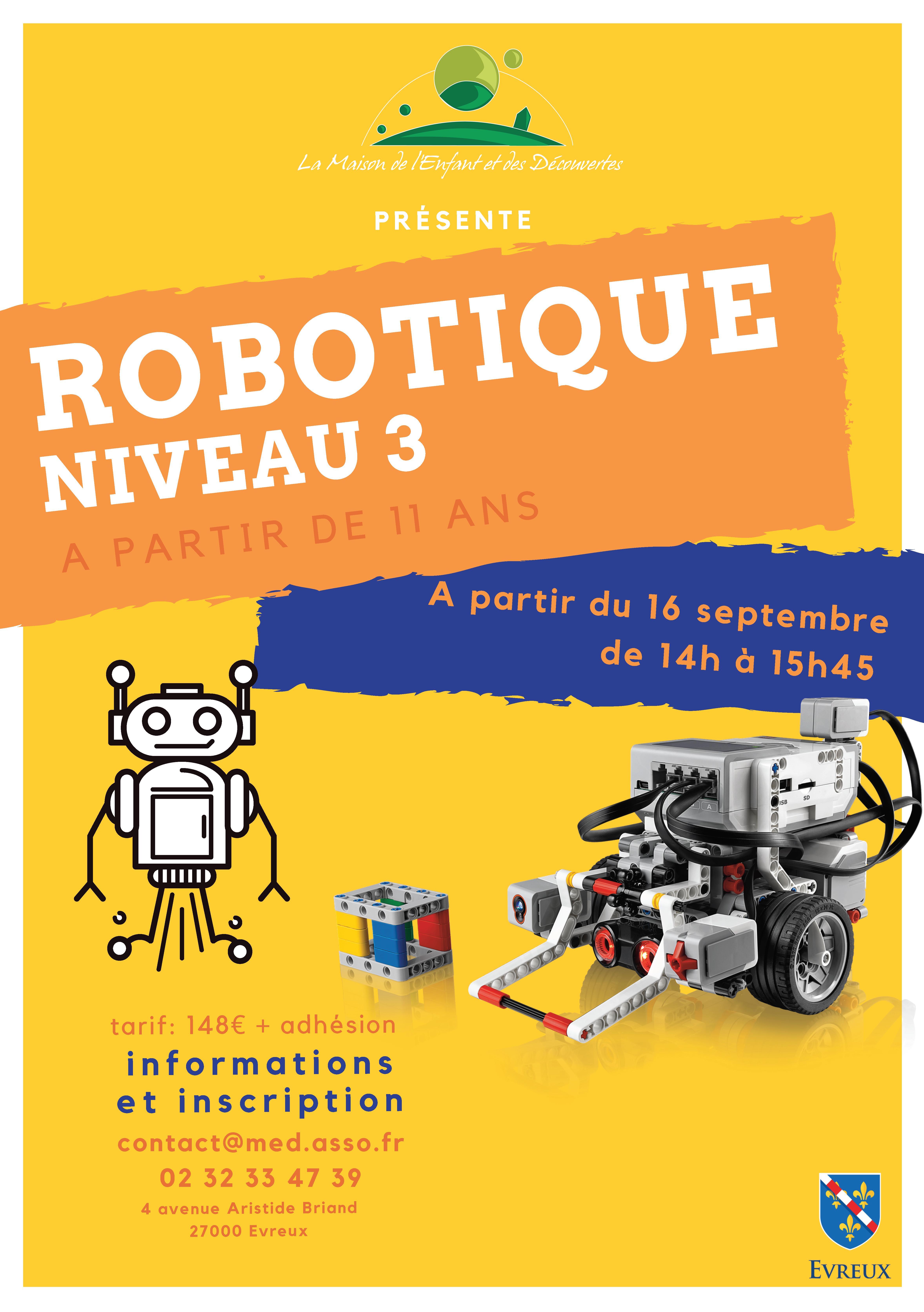Robotique nv3
