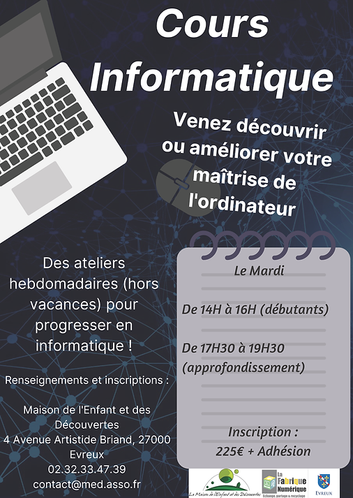 Affiche CoursInfo.png