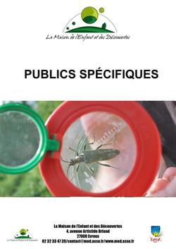 Publics spécifiques