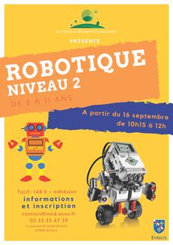 Robotique Niv 2