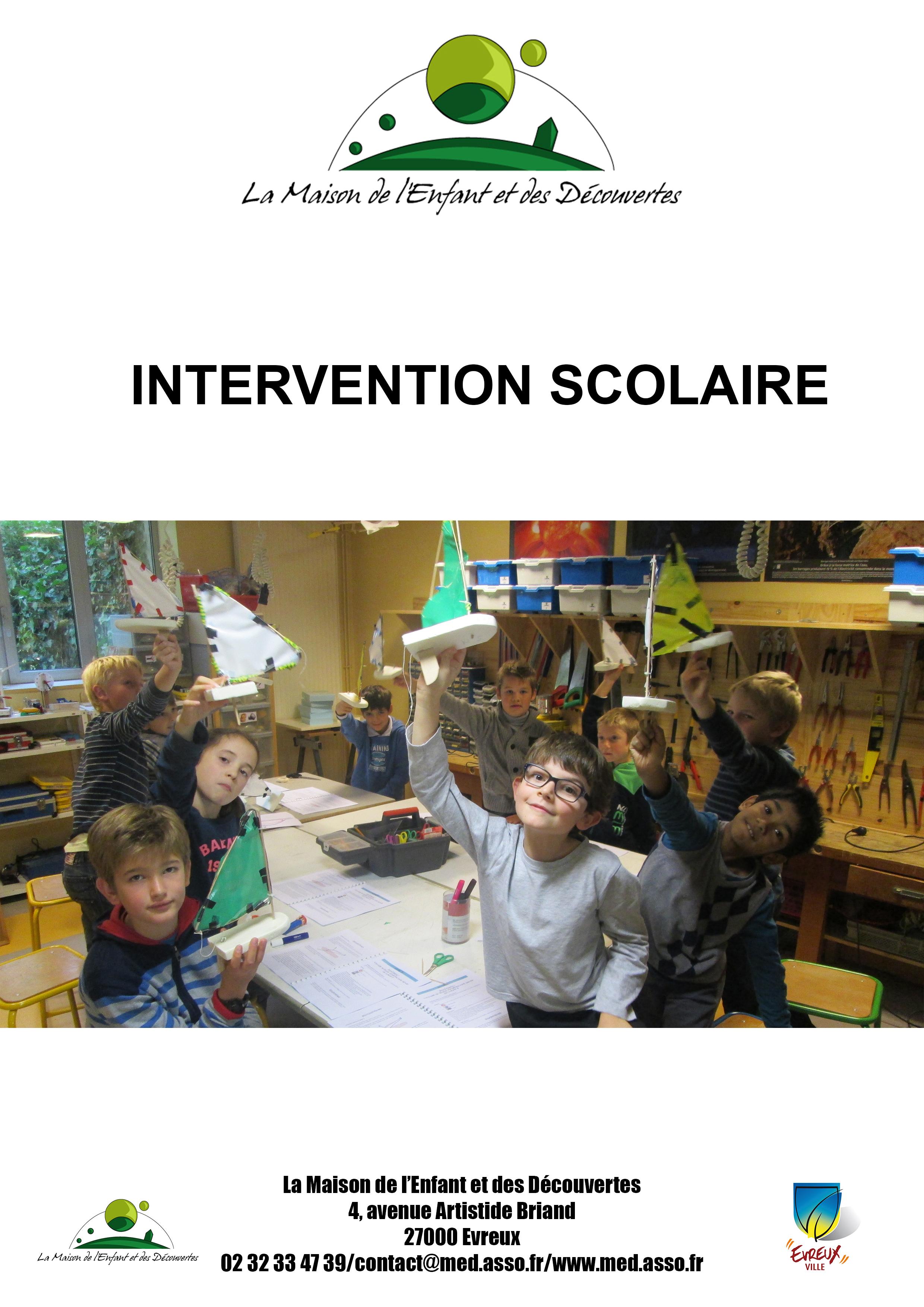 Intervention Scolaire