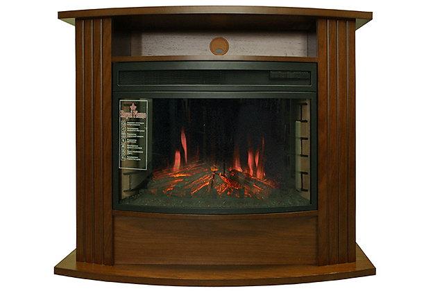 Портал Madison темный орех под очаг Dioramic 25 FX