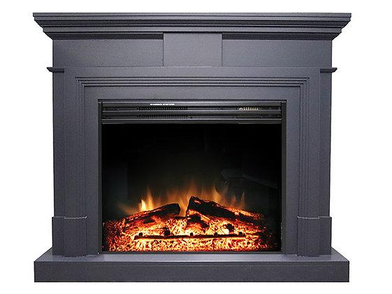 Портал Coventry Graphite Grey под очаги Jupiter FX New/Dioramic 28 LED FX