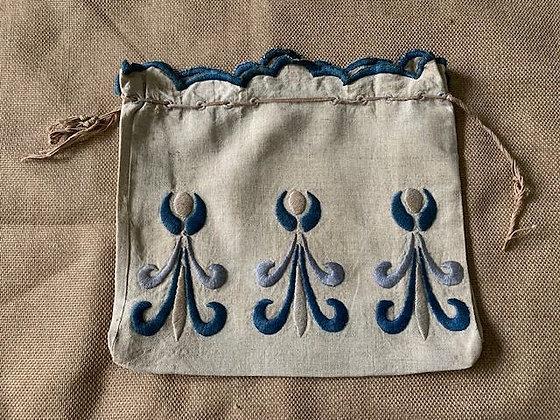 Embroidered Bag #9