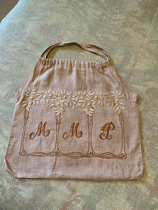 Embroidered Tote Bag #13.