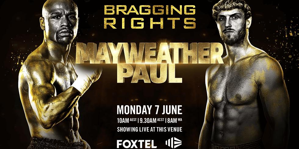 Boxing: Mayweather V Paul