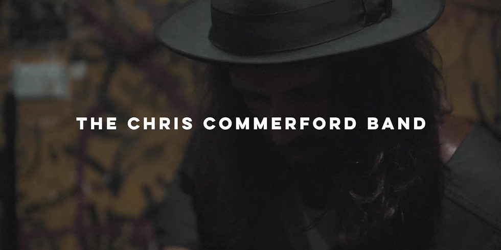 The Chris Commerford Band LIVE