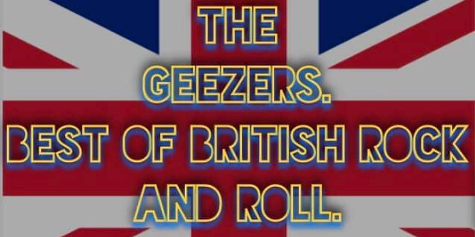 The Geezers LIVE