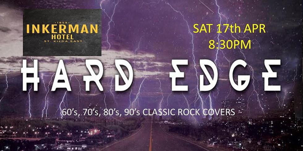 HARD EDGE LIVE