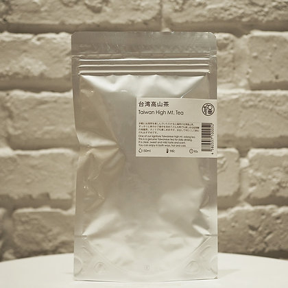台湾高山茶 ティーバッグ10