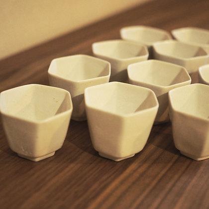 【チャカブキ】 六角飲杯