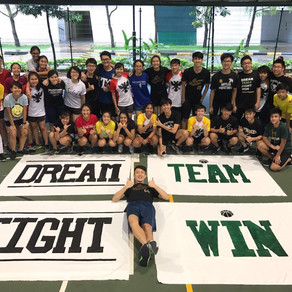 Raffles Basketball Camp 2017