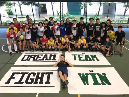 Raffles Basketball Camp 2017