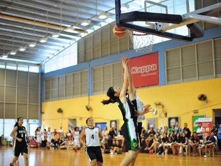 Raffles Basketball Reflections by Bernice, Captain A Div Girls Team 2016