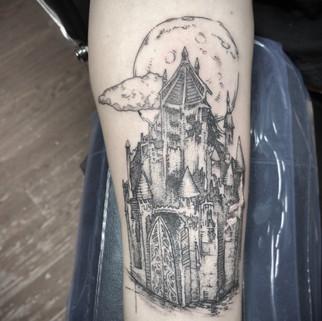 Grungy Castle