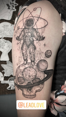 Atomic Astronaut