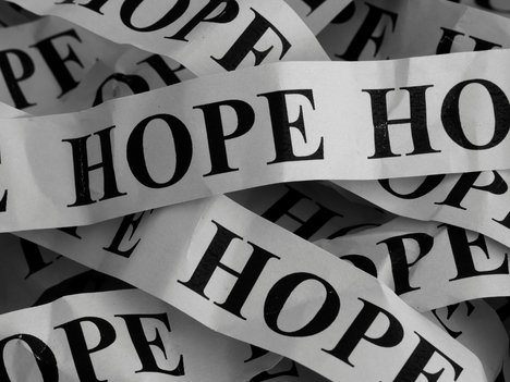 Importance of HOPE!
