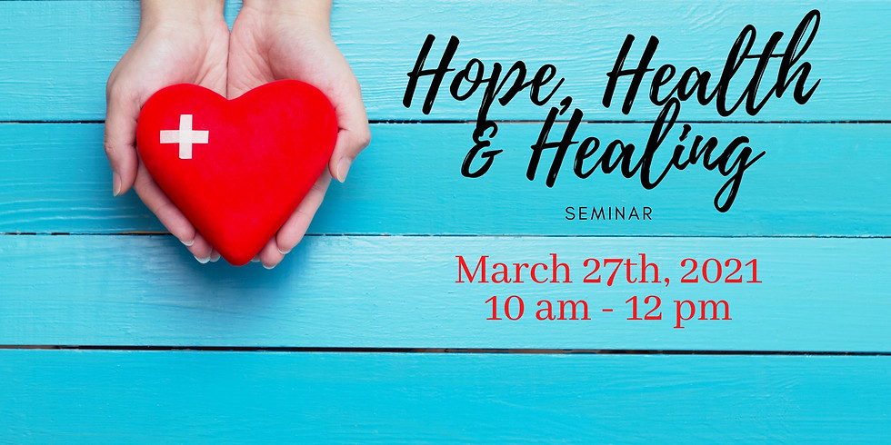 Hope, Health & Healing
