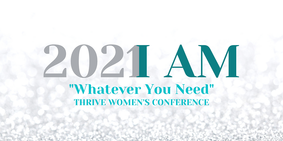 THRIVE Women's Conference 2021