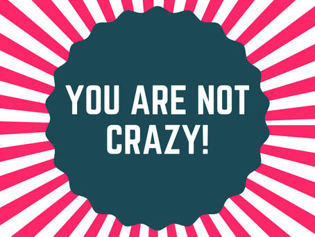 Day 2 - You're Not Crazy  by Louie Giglo
