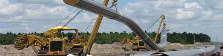 Latex Construction Company/Pipeline Construction/Georgia