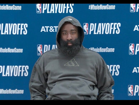 NBA: Harden's Next Move?