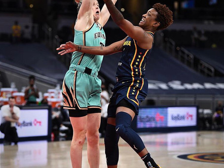 WNBA: Fever Fall 0-2 Vs Liberty