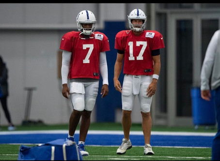 NFL: Colts Will Most Likely Go 8-8