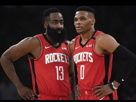 "NBA: Rockets ""Failure To Launch"""