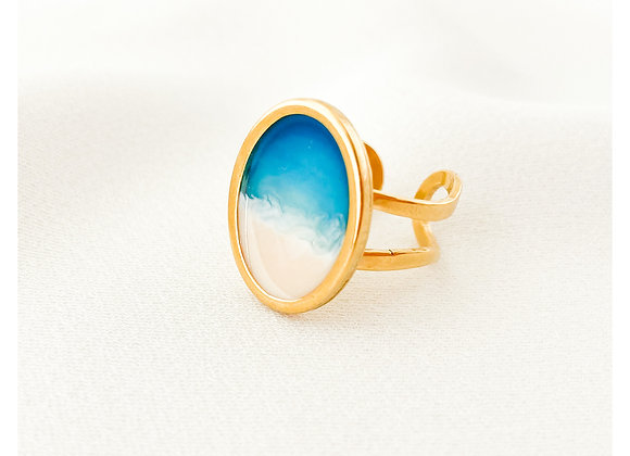 "Anillo ""Art from the sea 2"""