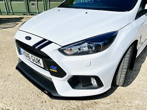 Focus MK3 RS V2 Front Splitter