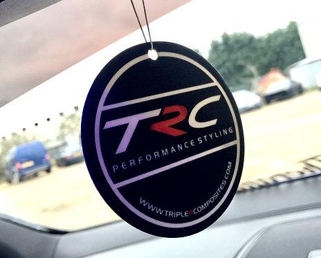 TRC Classic Logo Air Freshener