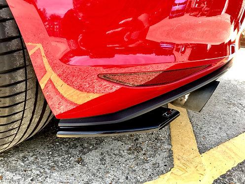 Golf MK7 GTI Rear Spats