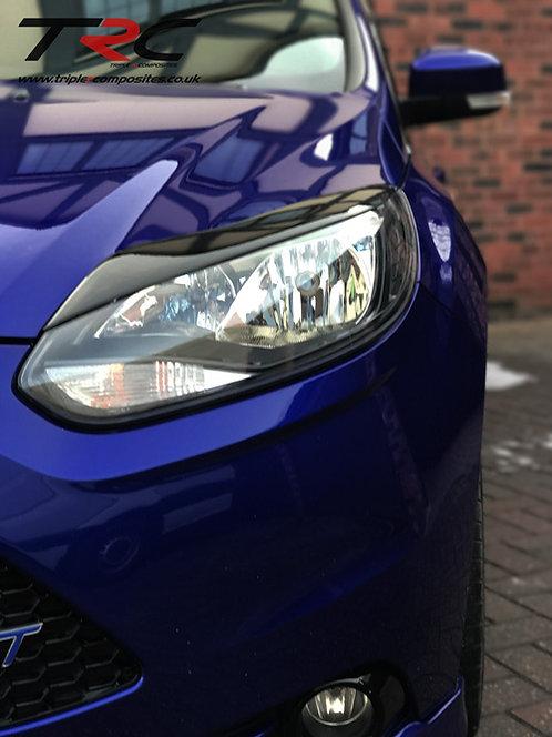 Focus MK3 ST250/ MK3 ZS Headlight Brows