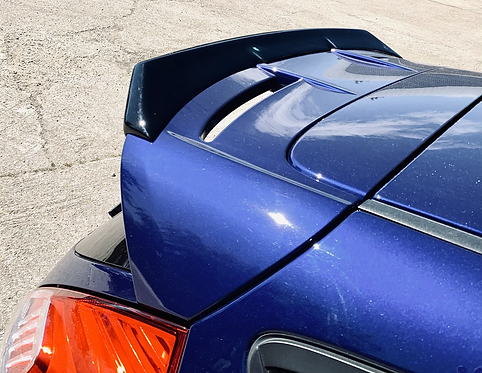 The Styling Factory - Fiesta ST180 Spoiler Cap