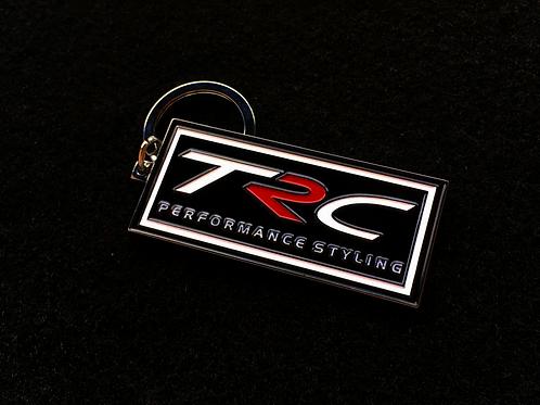TRC Logo Key Ring