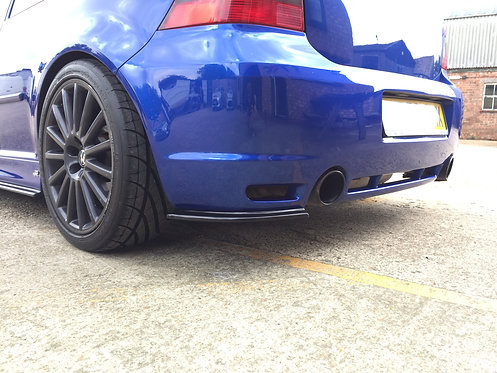 Golf MK4 R32 Rear Spats