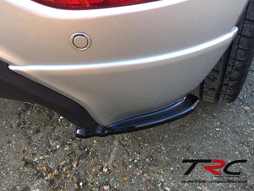 Fiesta MK7 ZS Rear Spats