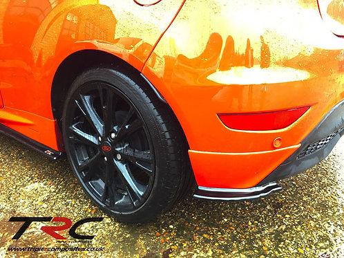 Fiesta MK7.5 ZS Rear Spats