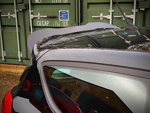 Fiesta MK8 Ally-Aero Spoiler lip