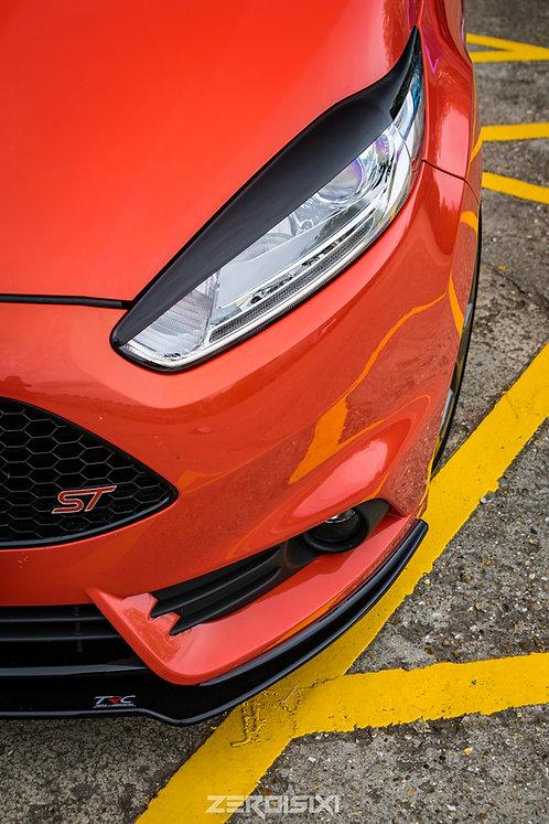 Fiesta MK7.5 ZS/ST180 Headlight Brows