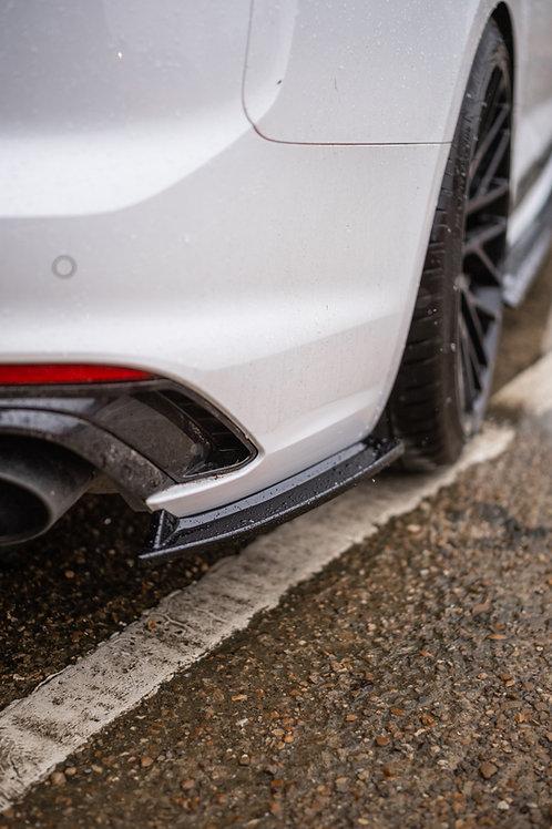 Dark Ghost - Audi RS5 B9 Rear Spats