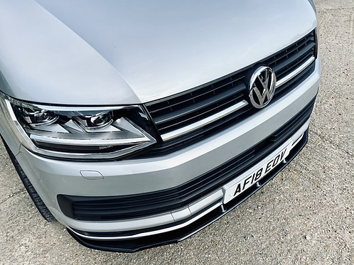 The Styling Factory - T6 Non-Sportline Front Splitter